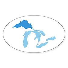 Lake Superior Decal