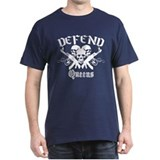Defend QUEENS NYC T-Shirt