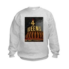 Las Vegas Downtown 4 Queens Sweatshirt