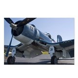 F4U Postcards (Package of 8)