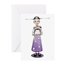 Anastasia Greeting Cards (Pk of 10)