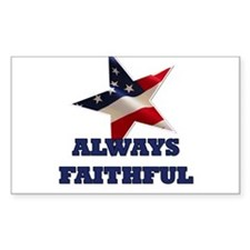 Always Faithful Decal