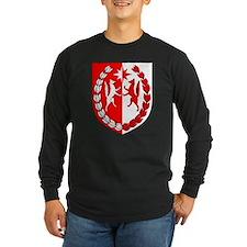 Vulpine Reach Long Sleeve Dark T-Shirt