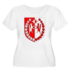 Vulpine Reach Women's Plus Size Scoop Neck T-Shirt