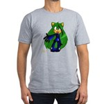 KaraKara Men's Fitted T-Shirt (dark)