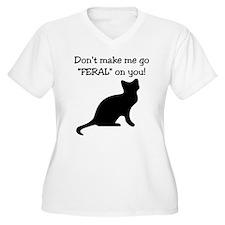"Go ""FERAL"" T-Shirt"