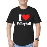 I Heart Volleyball: T