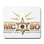 MCSO Radio Posse Mousepad