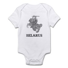 Vintage Belarus Infant Bodysuit