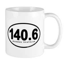 140.6 Ironman Triathlon Mug