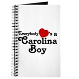 Everybody Hearts a Carolina B Journal