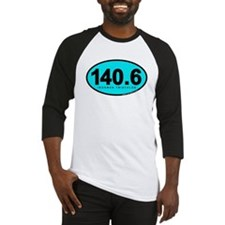 140.6 Ironman Triathlon Baseball Jersey