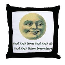Goodnight Moon Throw Pillow