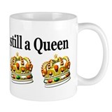 65 YR OLD QUEEN Mug