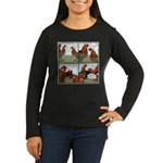 Rumors Women's Long Sleeve Dark T-Shirt