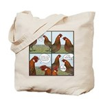 Rooster Bait Tote Bag