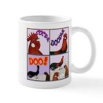 Cocka-Doodle-Doo Mug