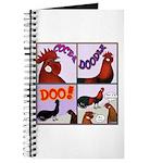 Cocka-Doodle-Doo Journal