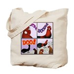 Cocka-Doodle-Doo Tote Bag