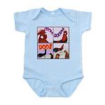Cocka-Doodle-Doo Infant Bodysuit