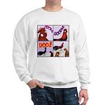 Cocka-Doodle-Doo Sweatshirt