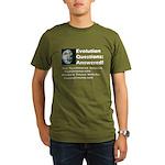 TOA Organic Men's T-Shirt (dark)