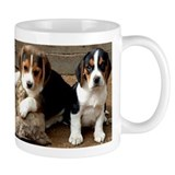 Beagle Pair Mug