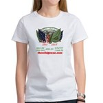 Irish Brigade/Flags - Women's T-shirt