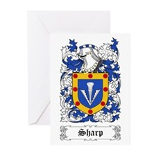 Sharp [English] Greeting Cards (Pk of 10)