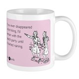 Disappeared Hiking Small Mug