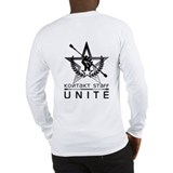 Kontakt Staff Unite Long Sleeve T-Shirt