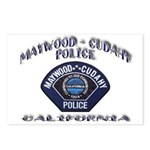 Maywood Cudahy Police Postcards (Package of 8)