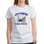Compton Public Works Women's T-Shirt