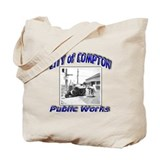 Compton Public Works Tote Bag