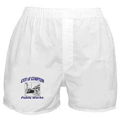 Compton Public Works Boxer Shorts