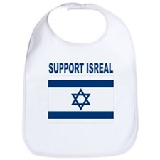 Peace for Isreal Bib