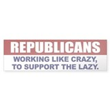 Republican Bumper Sticker (10 pk)