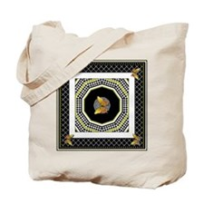 Butterfly Royale Tote Bag