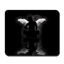 Angel Above Mousepad