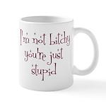 Bitchy Mug