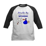 Stork Shirt Greek Baby Boy Tee