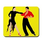 Dancing Mousepad