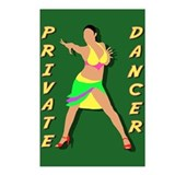 Dancing Postcards (Package of 8)