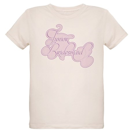 Amor Junior Bridesmaid Organic Kids T-Shirt