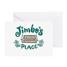 Cottage Brand: Jimbo's Place Greeting Cards (Pk of