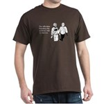 Effortless Friendship Dark T-Shirt