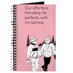 Effortless Friendship Journal