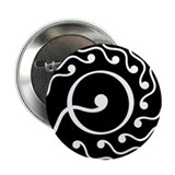 Sperm 2.25&quot; Button