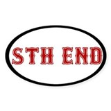 South End Decal