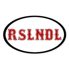 Roslindale Decal
